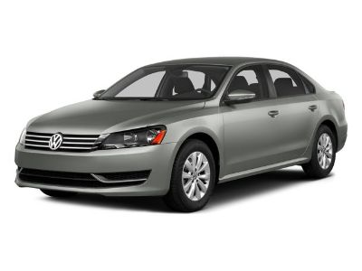 2015 Volkswagen Passat 2.0L TDI SEL Premium (Platinum Gray)