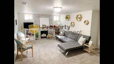 Basement apartment in Sugar House!