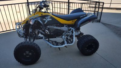 2015 Can-Am DS 450 X mx Sport ATVs Afton, OK