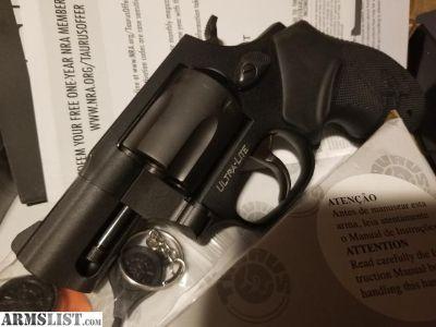 For Sale: Taurus M85 Ultralight (New)