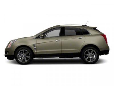 2012 Cadillac SRX Luxury Collection (Mocha Steel Metallic)