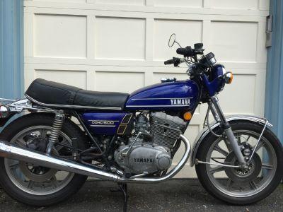 1974 Yamaha TX500 A