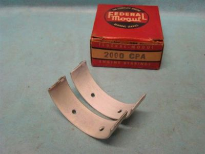 Buy Ford 239 254 272 292 312 Fairlane Thunderbird Rod Bearing Standard 1954-1964 motorcycle in Vinton, Virginia, United States, for US $14.00