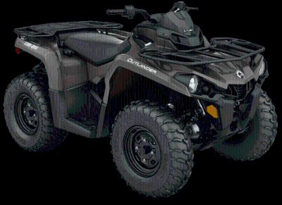 2018 Can-Am Outlander 450 Utility ATVs Clinton Township, MI