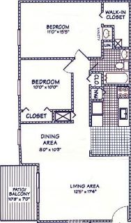 $1075 2 apartment in Buncombe (Asheville)