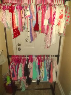 Baby girl clothes newborn to 18 months