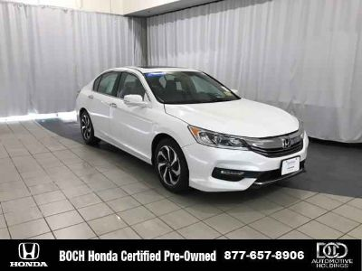 Used 2017 Honda Accord CVT