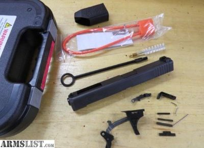 For Sale: Glock 32 Gen3 357 Complete Slide & Lower Parts Kit