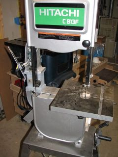 Hitachi CB13F Band Saw