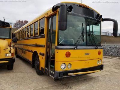 2002 Thomas Rear Engine High Top School Bus