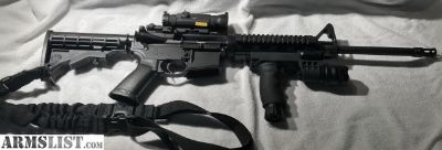 For Sale/Trade: Ruger AR-556 with lots of extras