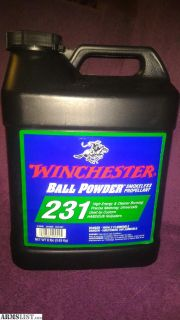For Sale: 231 powder