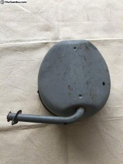 Early Split Oval Headlight Bucket Right for Beetle