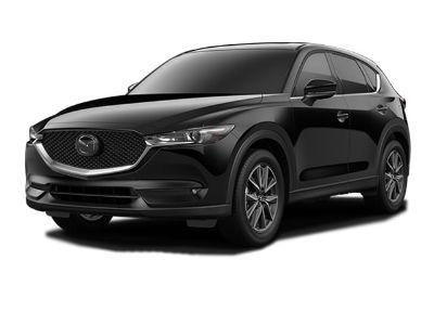 2018 Mazda CX-5 (Jet Black Mica)