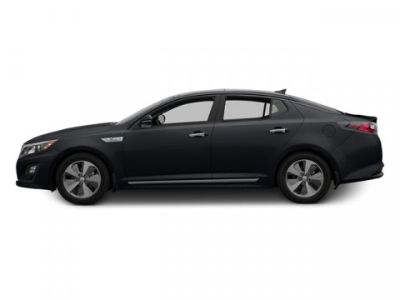 2014 Kia Optima Hybrid Base (Aurora Black Pearl)