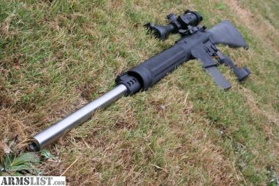 "For Sale/Trade: ROCK RIVER ARMS .308 LAR-8 A4 SS 26"" BULL BARREL"