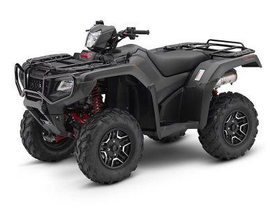 2017 Honda FourTrax Foreman Rubicon 4x4 DCT EPS Deluxe Utility ATVs Monroe, MI
