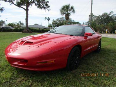 1996 Pontiac Firebird Formula (RED)