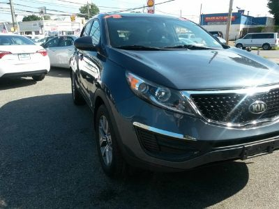 2015 Kia Sportage LX (Twilight Blue)