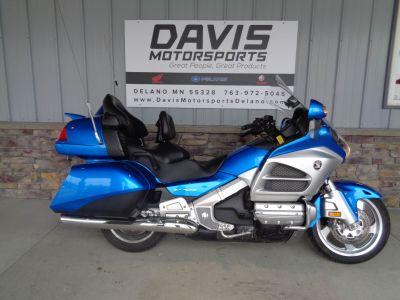 2012 Honda Gold Wing Touring Motorcycles Delano, MN