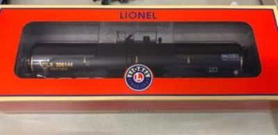 Lionel Train - UTLX Tank Car (New with Box)