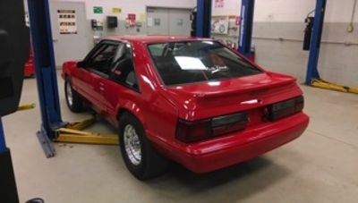 89 mustang street car or track