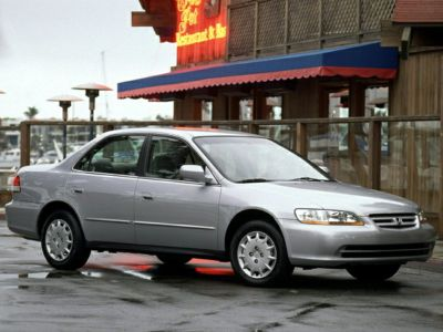 2001 Honda Accord LX ()