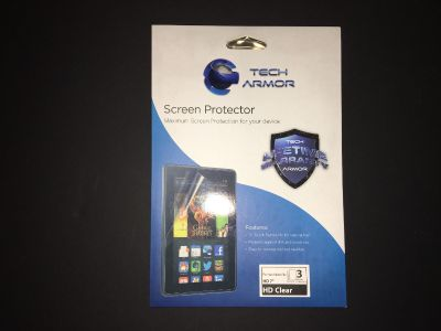 Tech Armor Screen Protector for Kindle Fire HD 7