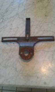 1934 ford license plate bracket