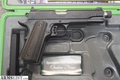 For Sale: Remington 1911 R1 Threaded 45ACP NEW IN BOX