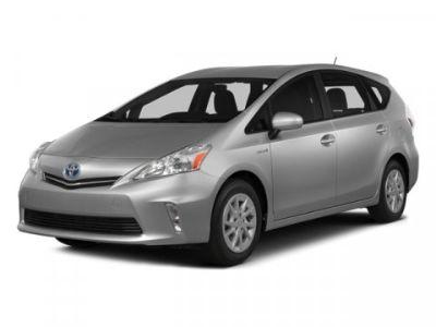 2014 Toyota Prius v Two (Silver)
