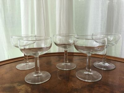 Champagne/Cocktail Coupes