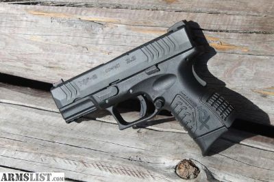 For Trade: Springfield XDM 9mm - Like New