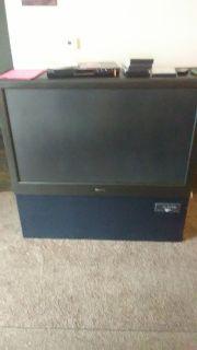 HD BIG SCREEN TV
