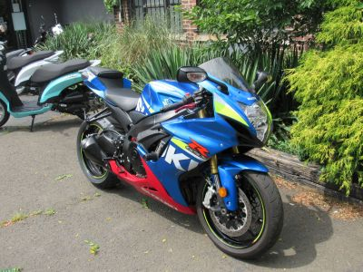 2016 Suzuki GSX-R750 Supersport New Haven, CT