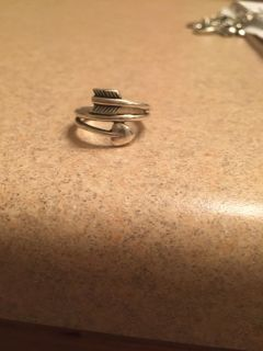 Size 9.5 James Avery ring