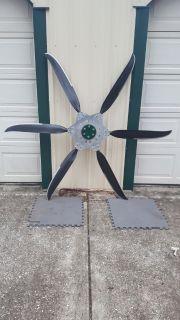 """6 Blade Whirlwind Razor X 78""""- 80"""" RHR"""