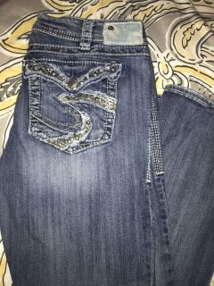 Silver jeans 33x31