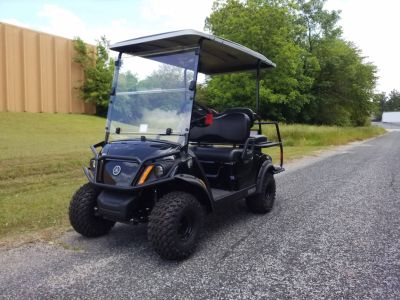 2019 Yamaha Adventurer Sport 2+2 (Gas) Gas Powered Golf Carts Covington, GA