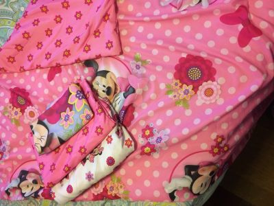Toddler Bed and Crib Bedding