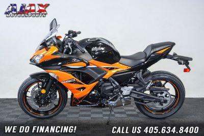 2019 Kawasaki Ninja 650 ABS Sport Oklahoma City, OK