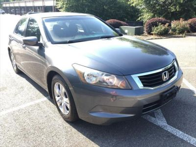 2009 Honda Accord LX-P (Gray)