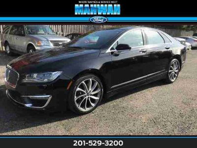 Used 2017 Lincoln MKZ AWD