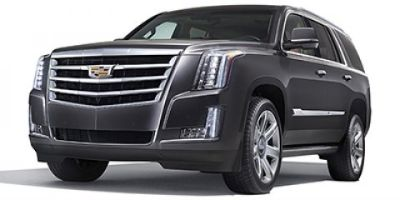 2019 Cadillac Escalade Luxury (Crystal White Tricoat)