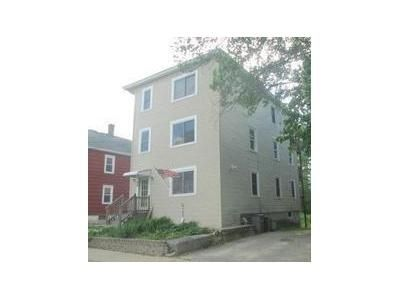 2 Bed 1 Bath Foreclosure Property in Gardner, MA 01440 - Halford St
