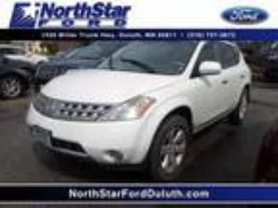 used 2007 Nissan Murano for sale.