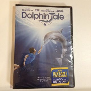 Dolphin Tale DVD (NEW)