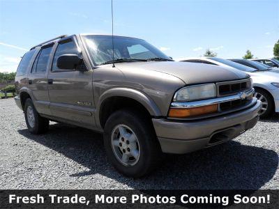 2003 Chevrolet Blazer LS (Sandalwood Metallic)