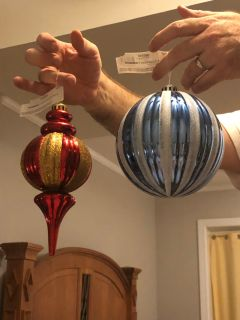 Holiday Living Ornaments
