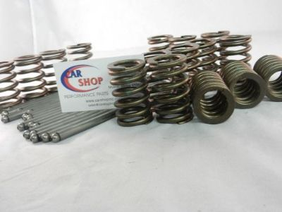 Purchase 604 GM CRATE ADVANCED GREEN STRIPE VALVE SPRING & PUSH ROD KITS USA MADE motorcycle in Moline, Illinois, United States, for US $329.00